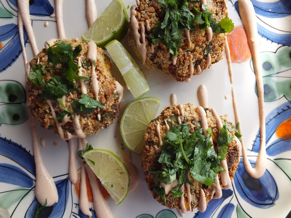 Heart of the Sea Crab Cakes