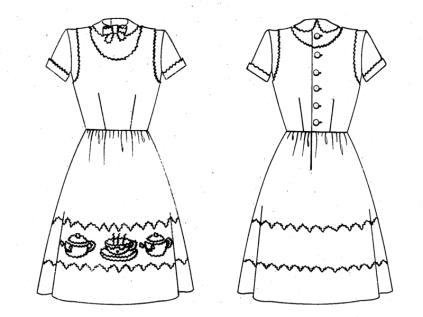 garment pattern making