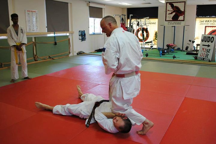 Kurt teaching with Jason Bujutsu.jpg