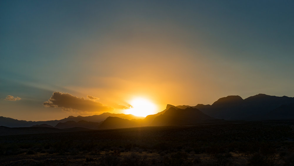 Redrock Sunset