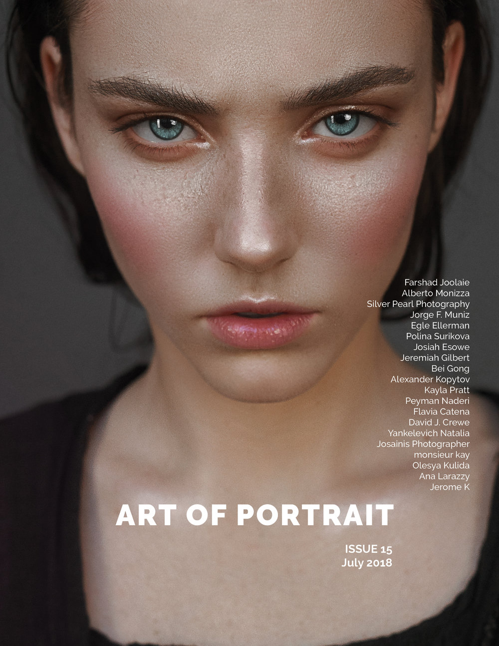 Art of Portrait Magazine - Issue 15