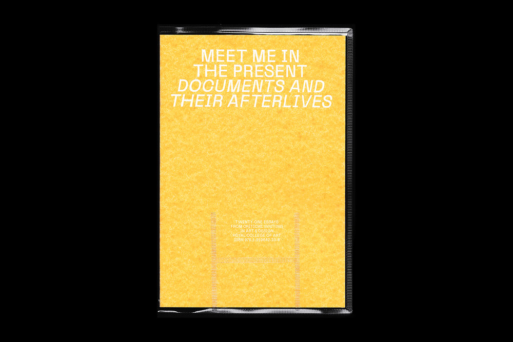 Meet Mein the Present —21 acts of resistance. - Design by Tom Finn and Jake Tollady