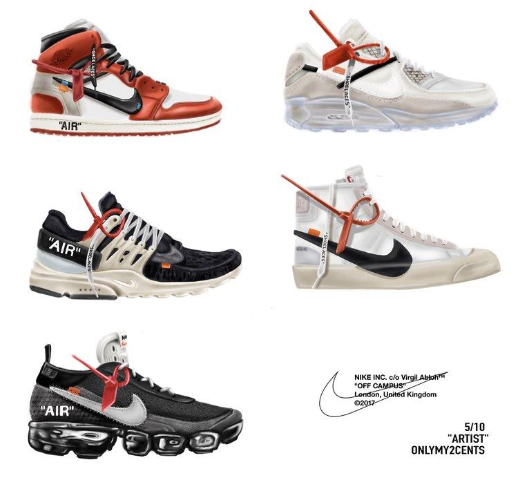 58e041537a0 Nike X Off White Wallpaper - larmoric.com