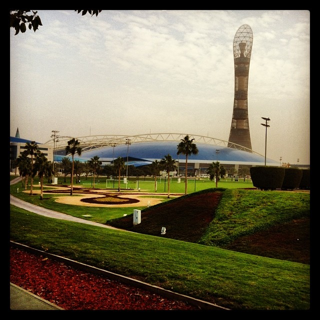 Qatar's Aspire Zone