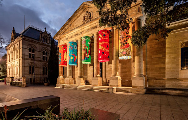 Art Gallery South Australia -