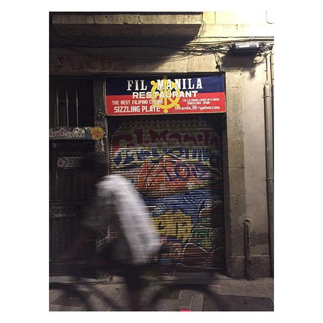 Filipino Barcelona