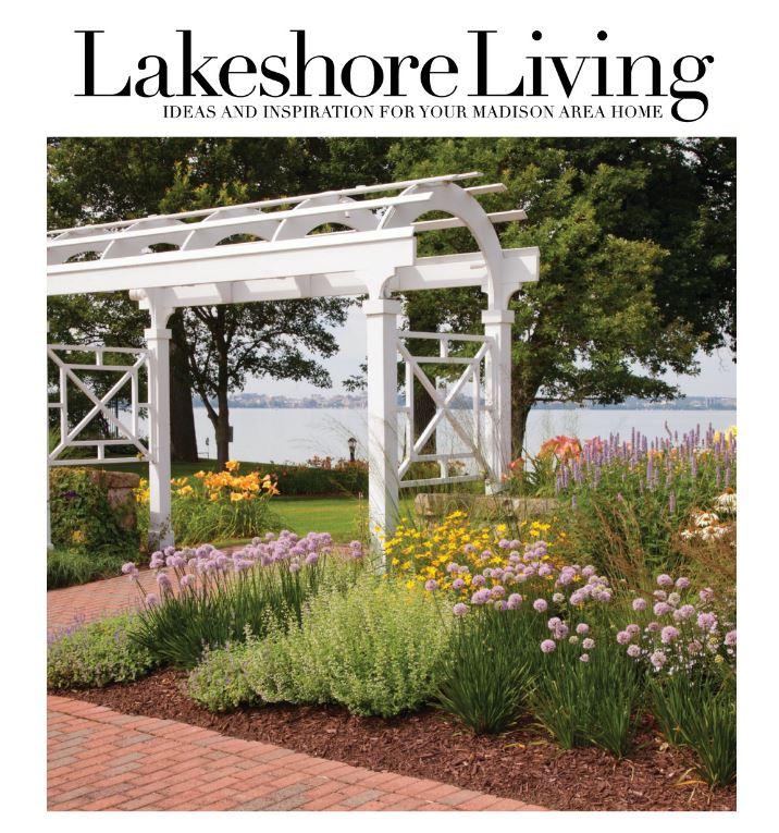 Lakeshore Living Cover