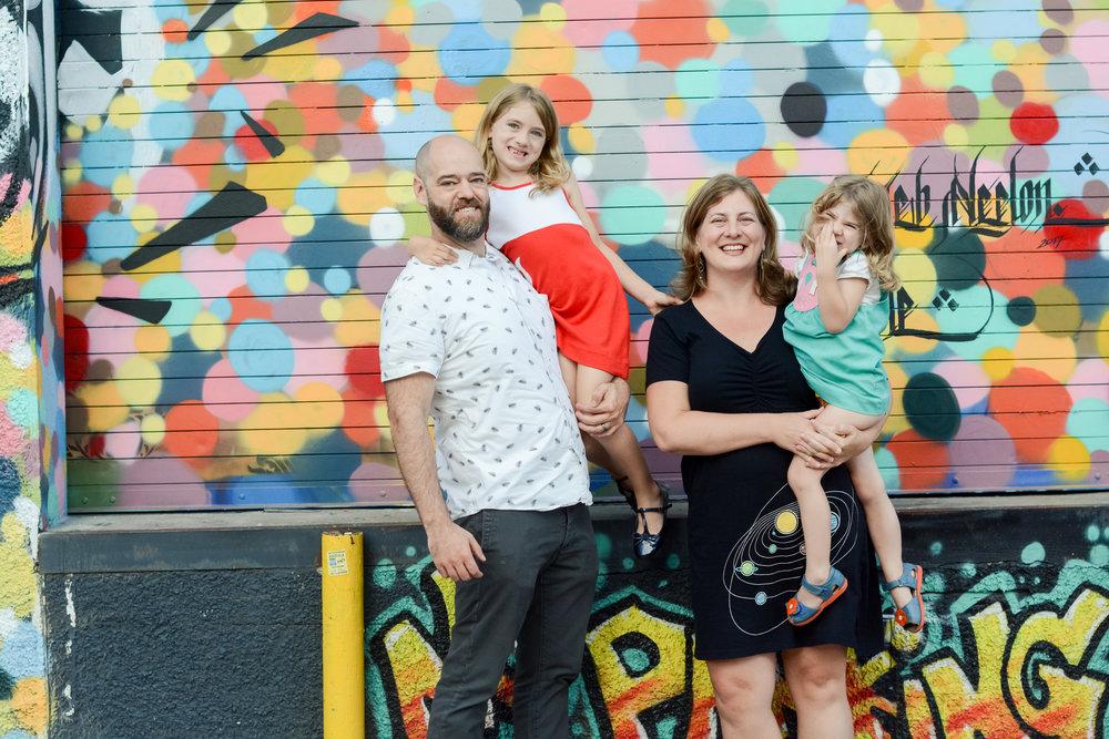 BROOKE - FAMILY    ASTORIA, NY