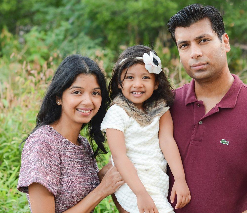 SHIVANI - FAMILY MINI   LIC, NY