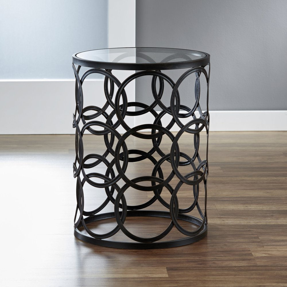 Interlocking Circles Table