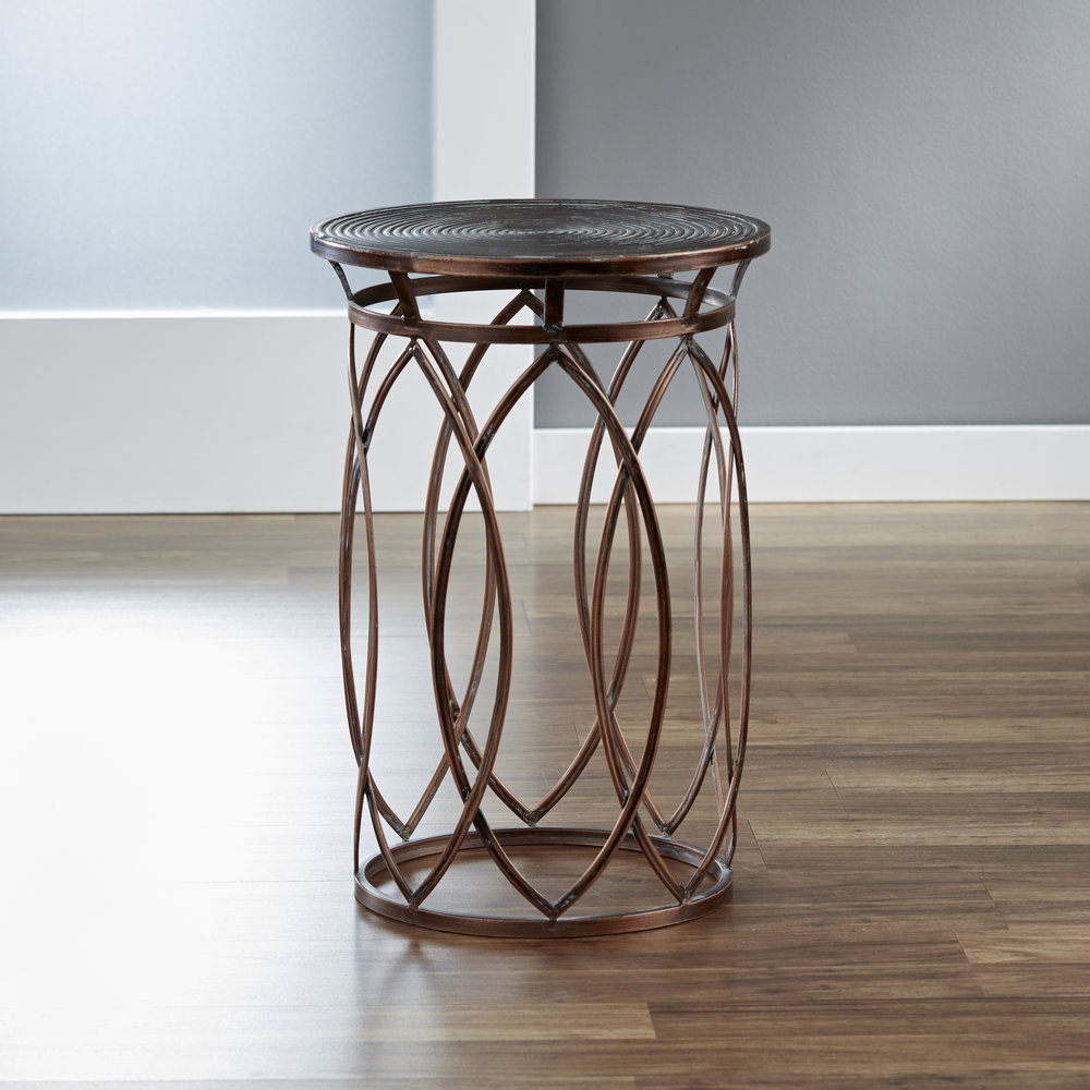 Marquise Side Table