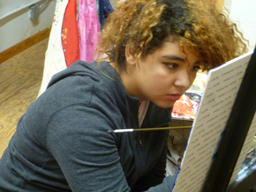 ART CLASSES FOR TEENS AND ADULTS