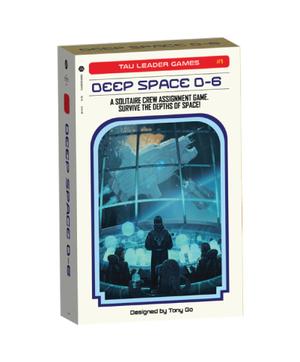 Deep Space D-6 (T.O.S.) -  Tau Leader Games