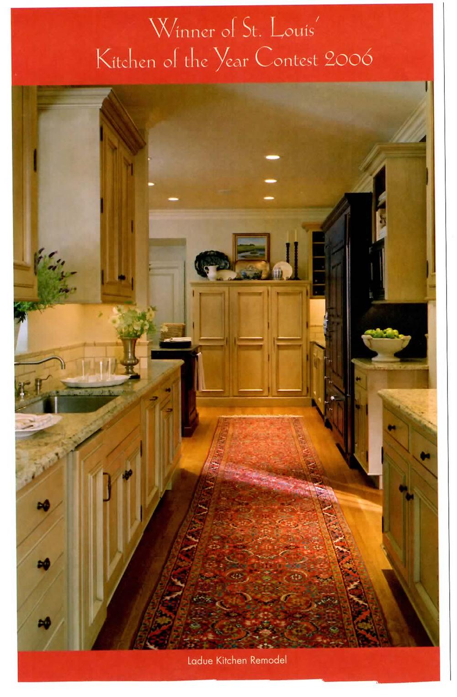 st louis kitchen of the year - St Louis Kitchen