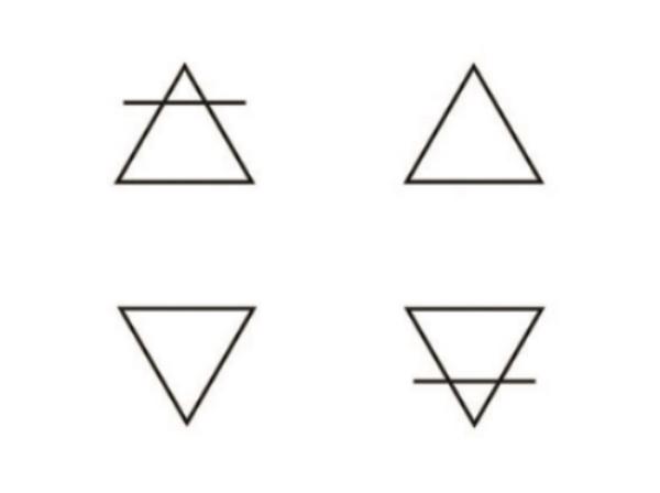 Elemental Symbols Good Elemental Tattoo Designs 50 About Remodel