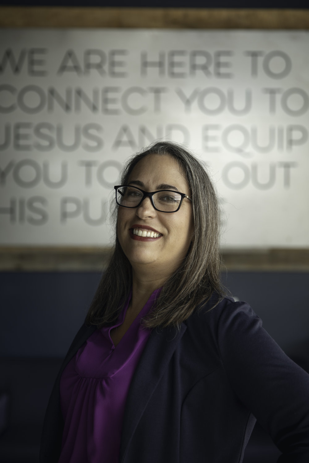 Melissa Meyer  Associate Pastor - Hudson Oaks
