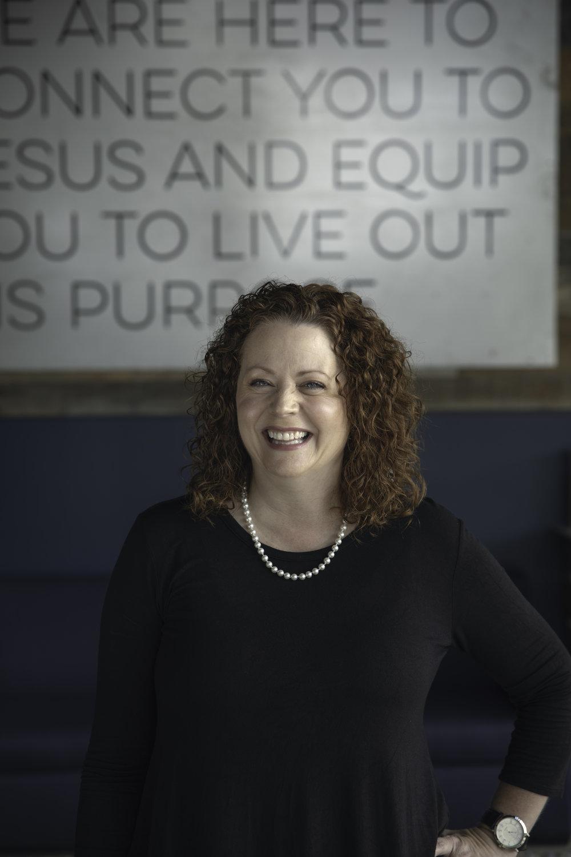 Amy Copeland  Tots/Special Needs/Childcare Pastor - Hudson Oaks