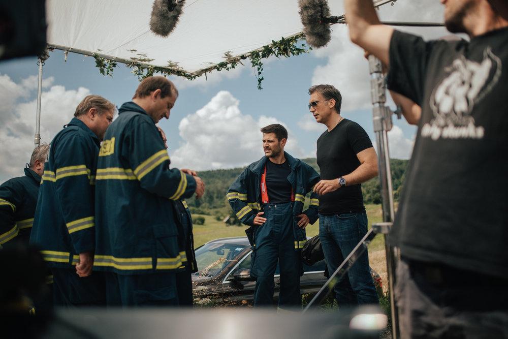 'Reka ljubezni' season 3 (2018)    Production: Perfo    Directors: Nejc Levstik, Jaka Suligoj, Maja Prettner    DOP: Maks Susnik, Peter Prevec     Tadej Pisek (Rok) & Jan Plestenjak