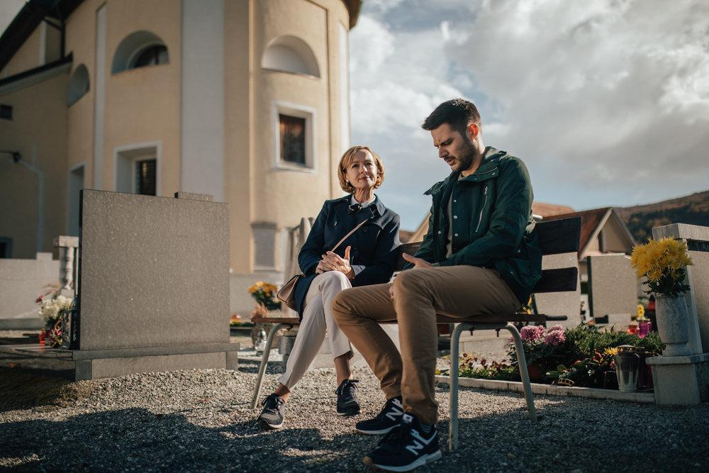 Bernarda Oman (Vida) & Tadej Pisek (Rok)