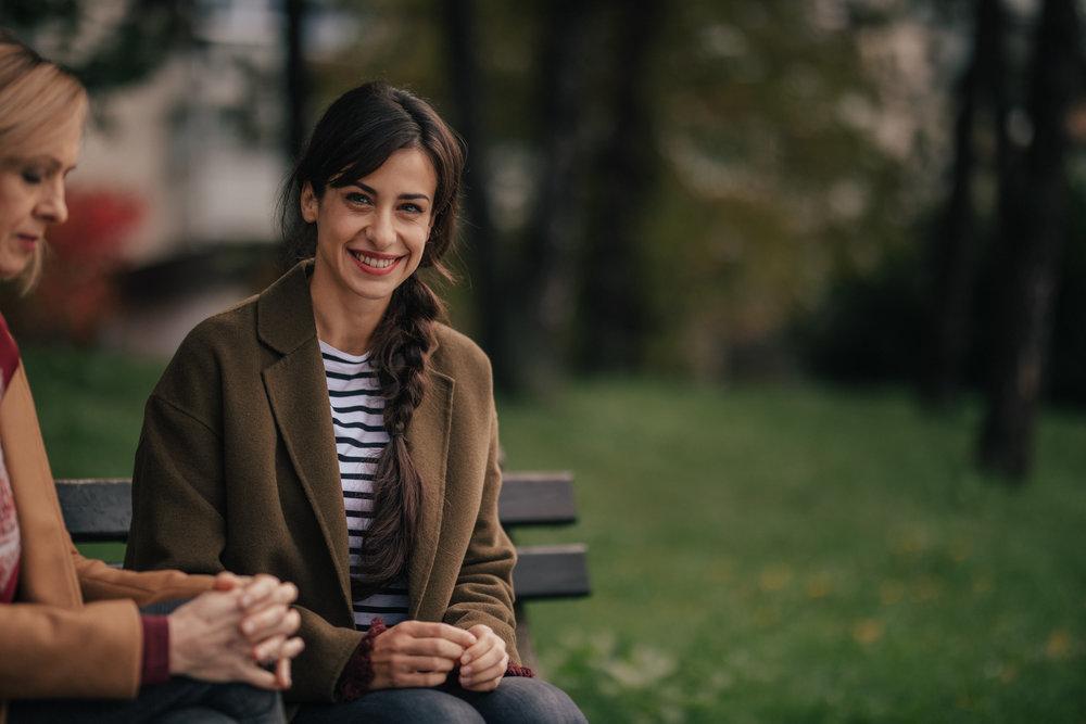 Bernarda Oman (Vida) & Lara Komar (Irena)
