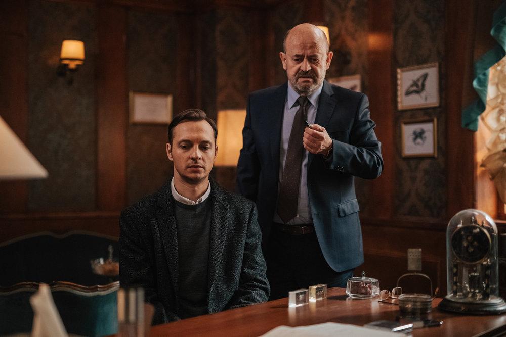 'Reka ljubezni' season 3 (2018)    Production: Perfo    Director: Jaka Suligoj    DOP: Maks Susnik    In frame: Blaz Setnikar, Vlado Novak