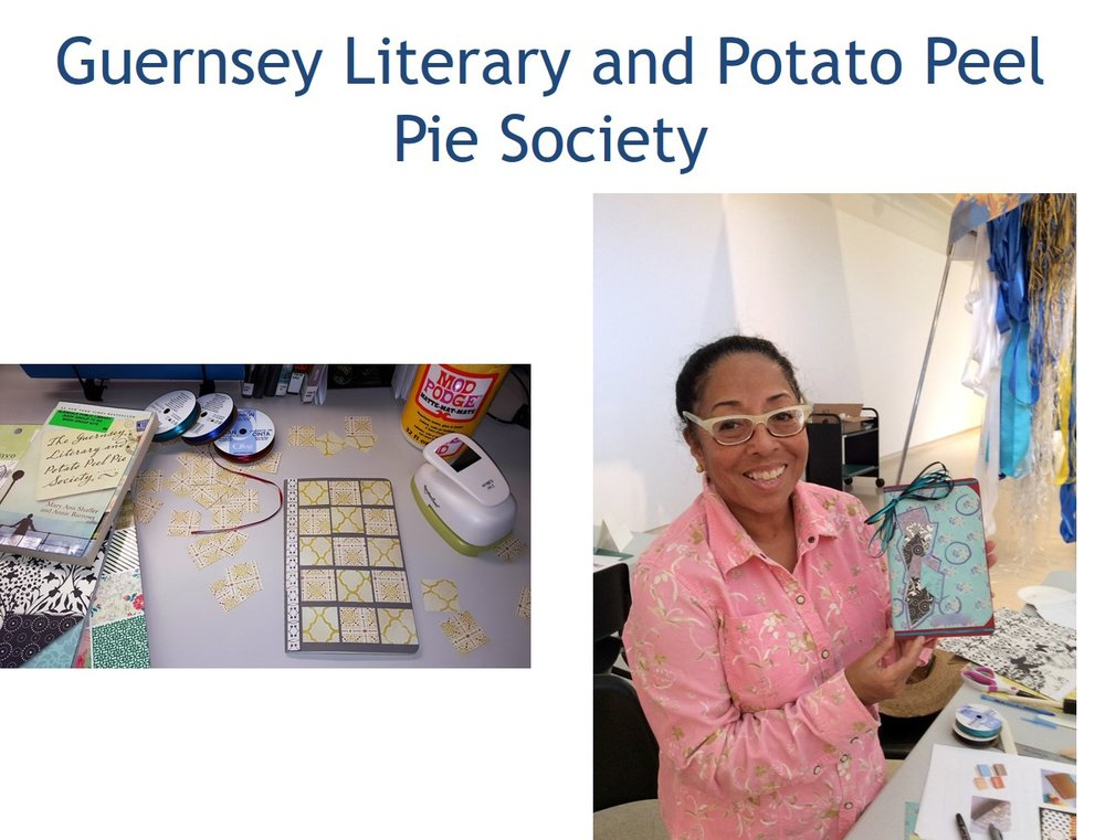 The Guernsey Literary and Potato Peel Pie Society by Mary Ann Shaffer and Annie Barrows