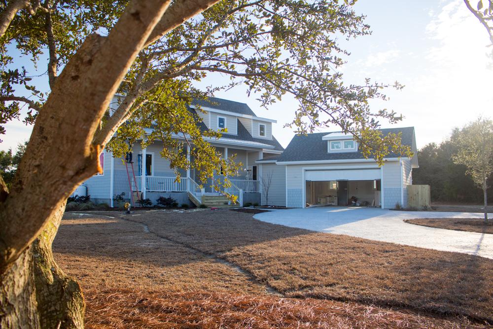 Pecan Grove home