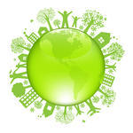 Earth Day Green Building