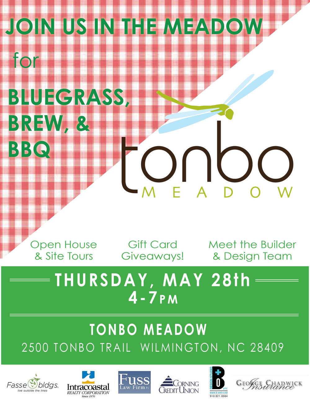 Tonbo Meadow Open House