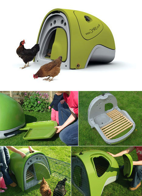 EGLU Chicken hutch