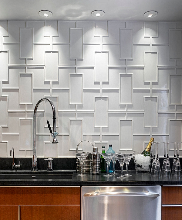 Modern Kitchen Backsplash 2015: Beautiful Kitchen Backsplashes