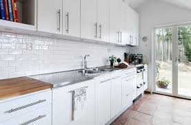 Kitchen Backsplash White beautiful kitchen backsplashes — fasse bldgs.