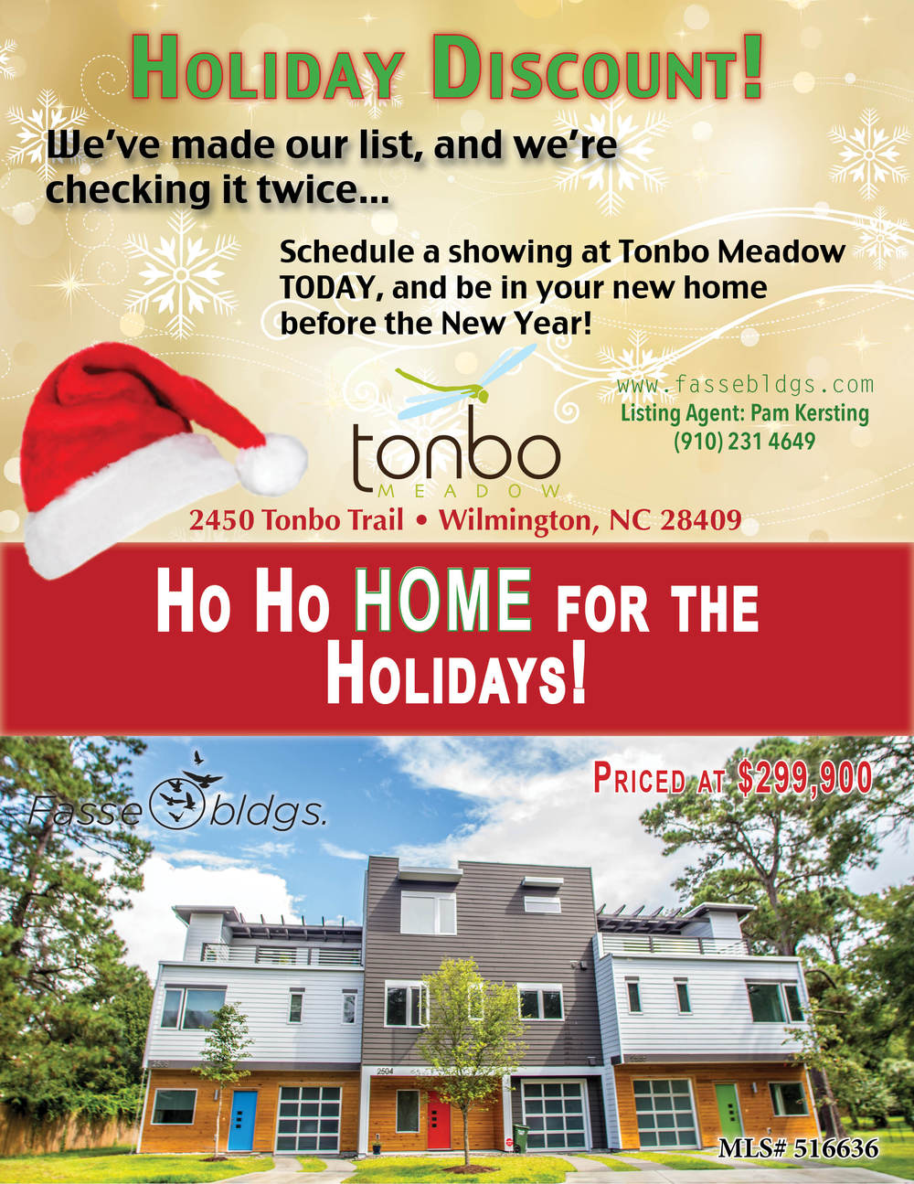 Tonbo Meadow Holiday Sale