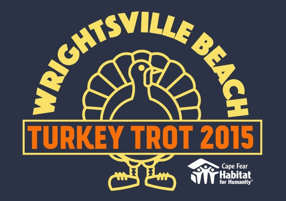 Wrightsville Beach Turkey Trot 2015