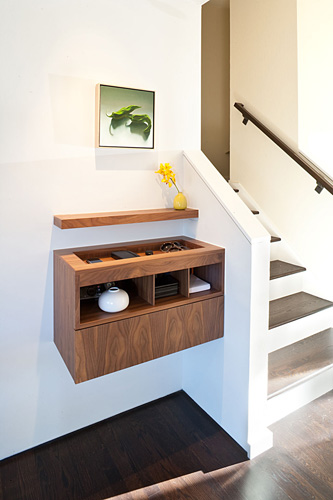 Contemporary Wall Hung Charging Station