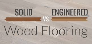 hardwood vs. engineered wood