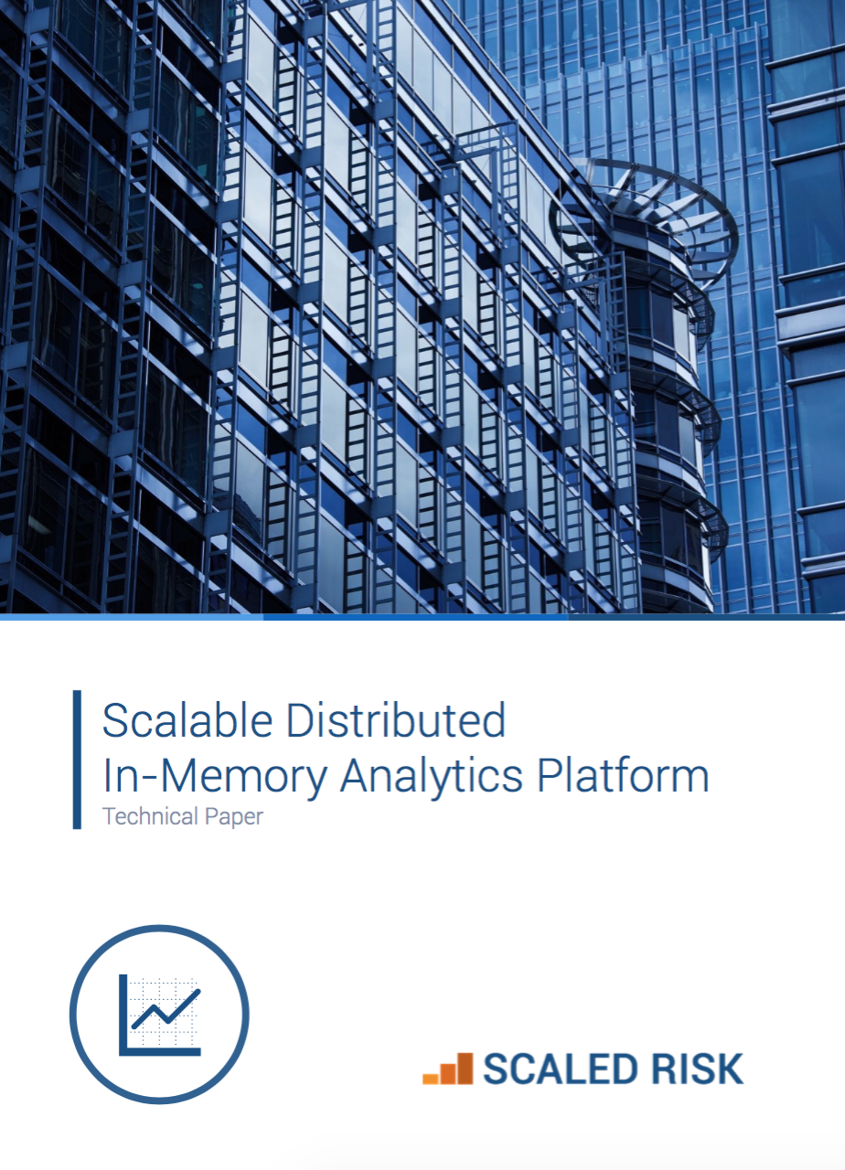 TECHNICAL PAPER: Scalable Distributed In-Memory Analytics Platform