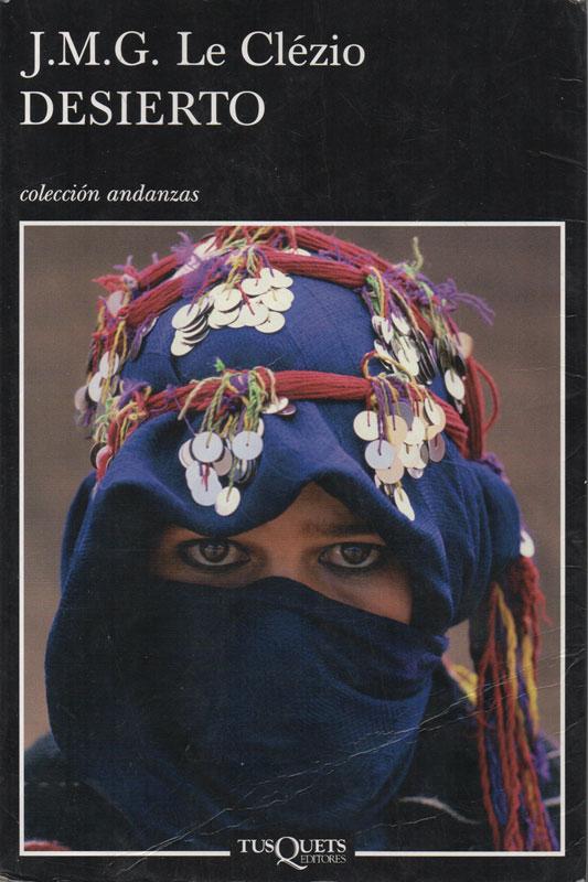 Portada del libro en su edición en castellano. Tusquets Editores