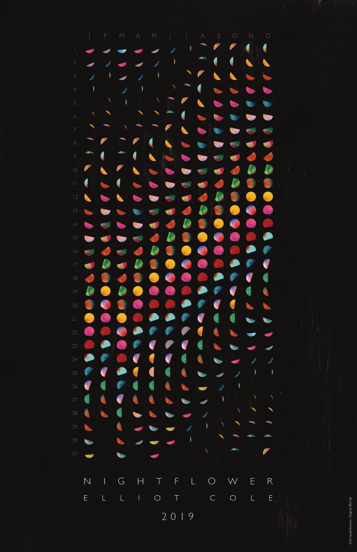 Poster - 2019 Lunar Calendar