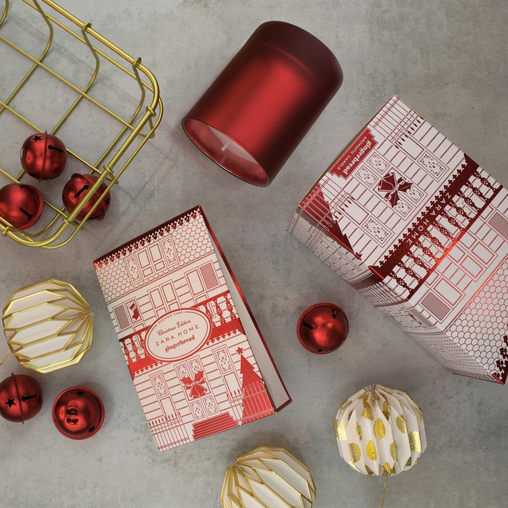 Home zara home gingerbread christmas edition cara scott for Zara home christmas decorations