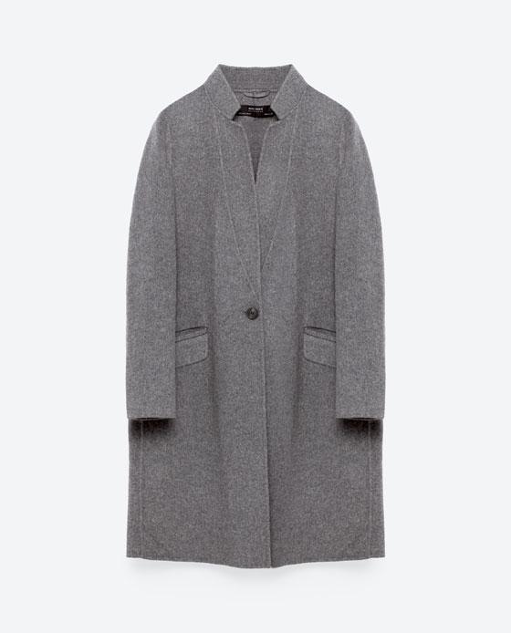 ZARA Midi Coat £89.99