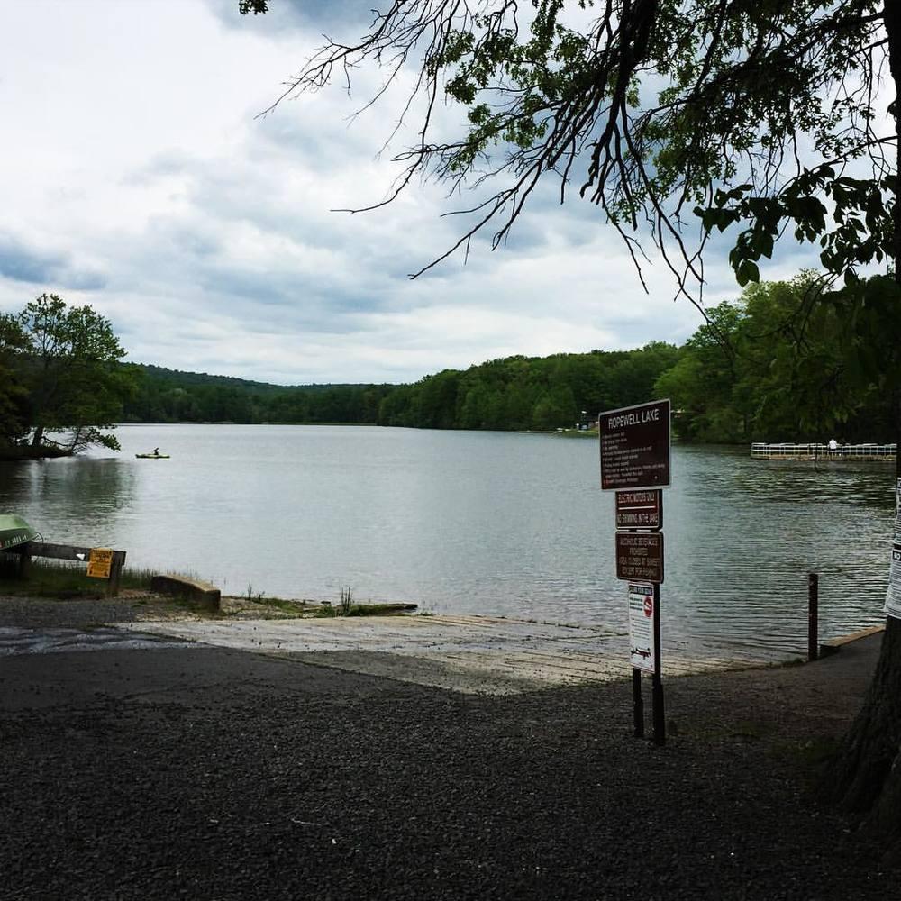 Hopewell Lake