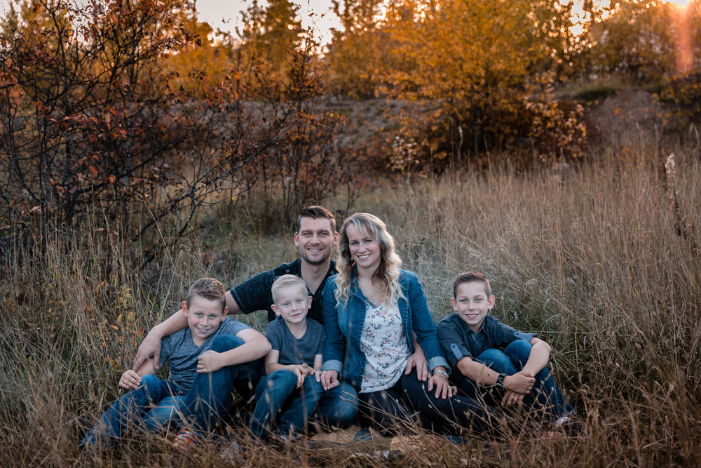 WillowBee Photo Art, Family photos