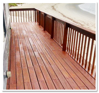 deck painting and restoration