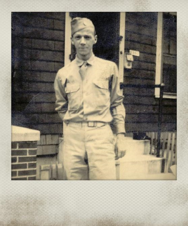William Charles Schaefer, my grandfather, my hero.