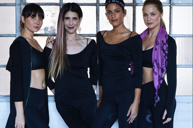 Carla Berkowitz Is Building Perfect Balance Right Into Yoga Clothing