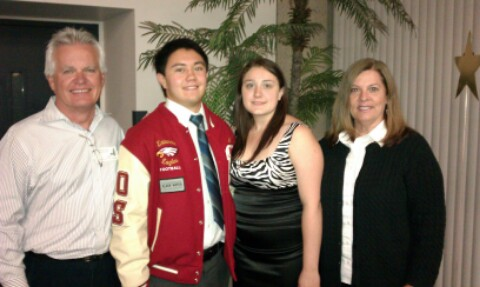 "Andrew Tenno [2011]   Brian ""Bubba"" Kapko Memorial Scholarship  Estancia High School Scholarship Awards    Jennifer Boltizar [2011]   Brian ""Bubba"" Kapko Memorial Scholarship  Estancia High School Scholarship Awards"