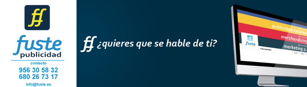 Fuste Publicidad DISEÑO WEB  Jerez