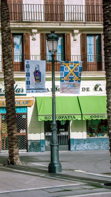 Publicidad Exterior Jerez Banderolas