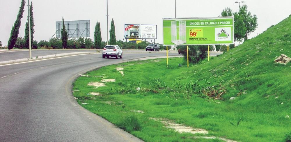 Valla Publicitaria Jerez